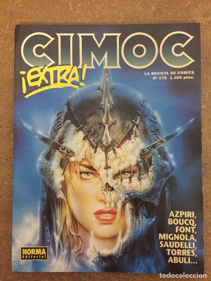 CIMOC Nº 176. EXTRA ÚLTIMO NÚMERO (Tebeos y Comics - Norma - Cimoc)