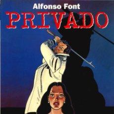 Cómics: COLECCIÓN ALFOSO FONT - NORMA / NÚMERO 2 (PRIVADO). Lote 205655022