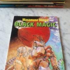 Cómics: COMICS BLACK MAGIC. MASAMUNE SHIROWN.2/4. Lote 205655041