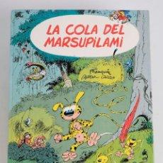 Cómics: LA COLA DEL MARSUPILAMI, DE FRANQUIN, BATEM Y GREG (NORMA, 1988). Lote 205753083