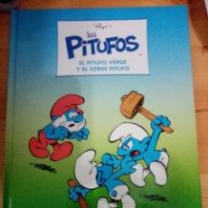 Cómics: EL PITUFO VERDE Y EL VERDE PITUFO. Lote 205784400