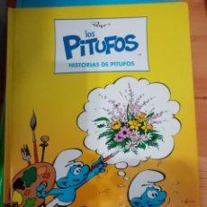 Cómics: HISTORIAS DE PITUFOS. Lote 205787807