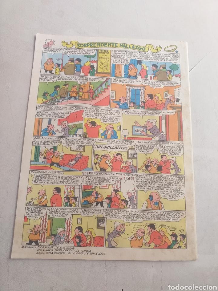 Cómics: T B O N° 2000 PATAS.8 REVISTA JUVENIL 2000 - Foto 2 - 206134915