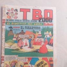 Cómics: T B O N° 2000 PATAS.8 REVISTA JUVENIL 2000. Lote 206134915