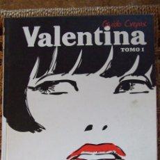 Comics: VALENTINA TOMO 1 I - GUIDO CREPAX - NORMA EDITORIAL 2008. Lote 206335902