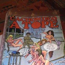 Cómics: * HUMOR A TOPE * M. DIAZ / NORMA EDITORIAL 1982 * COLECCION COMPLETA 43 Nº / FALTA Nº 6 *. Lote 206484797