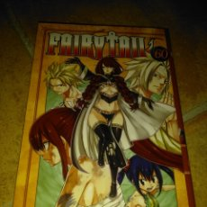 Cómics: FAIRY TAIL 60. Lote 206489943