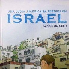 Cómics: UNA JUDÍA AMERICANA PERDIDA EN ISRAEL. Lote 206534906