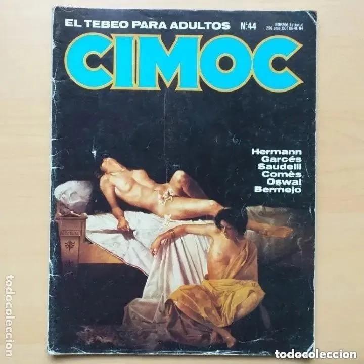 CIMOC NUM 44 (Tebeos y Comics - Norma - Cimoc)
