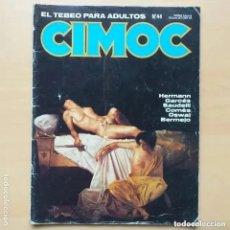 Cómics: CIMOC NUM 44. Lote 206789260
