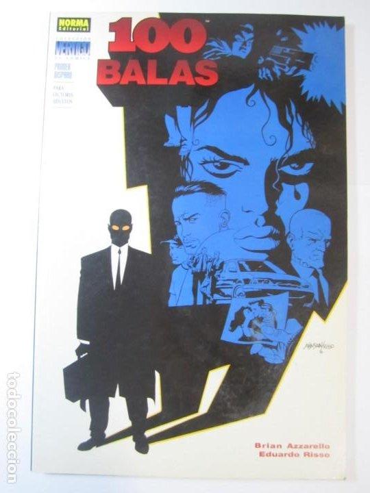 COMIC 100 BALAS PRIMER DISPARO NORMA EDITORIAL COLECCION VERTIGO (Tebeos y Comics - Norma - Comic USA)