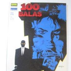 Cómics: COMIC 100 BALAS PRIMER DISPARO NORMA EDITORIAL COLECCION VERTIGO. Lote 206811005