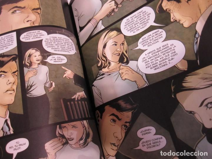 Cómics: comic ex machina estado de emergencia norma editorial brian k. vaughan tony harris - Foto 4 - 207128275