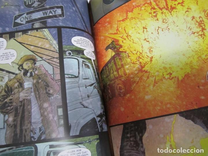 Cómics: comic ex machina estado de emergencia norma editorial brian k. vaughan tony harris - Foto 5 - 207128275