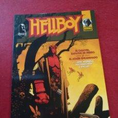 Cómics: HELLBOY, EL CADÁVER, ZAPATOS DE HIERRO Y EL ATAÚD ENCADENADO, NORMA, LENGEND. Lote 207269532