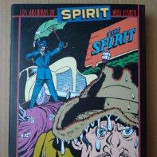 Cómics: LOS ARCHIVOS DE THE SPIRIT 7. Lote 207318295