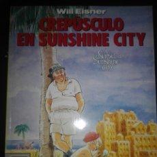 Cómics: WILL EISNER CREPUSCULO EN SUNSHINE CITY. Lote 207321771