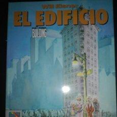 Cómics: WILL EISNER EL EDIFICIO. Lote 207322171
