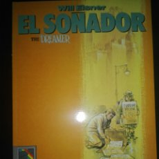 Cómics: WILL EISNER EL SOÑADOR. Lote 207322635