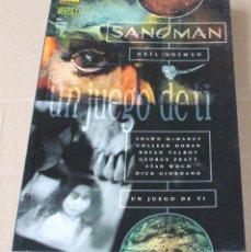 Cómics: THE SANDMAN - NEIL GAIMAN – 5 UN JUEGO EN DE TI - NORMA ED, EN RUSTICA - NUEVO (PRECINTADO). Lote 207378766