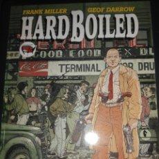 Cómics: HARD BOILED DE FRANK MILLER Y GEOF DARROW. Lote 207426100