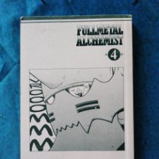 Cómics: LIBRO COMIC FULL METAL ALCHEMIST 4 HIROMU ARAKAWA AÑO 2006 ED NORMA. Lote 207764136