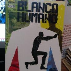 Cómics: BLANCO HUMANO. NORMA EDITORIAL COLECCIÓN VÉRTIGO. Lote 207891205