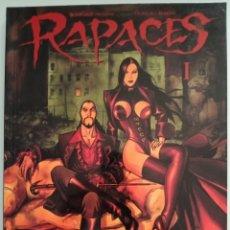 Cómics: RAPACES 1 - DUFAUX Y MARINI - NORMA. Lote 207972146