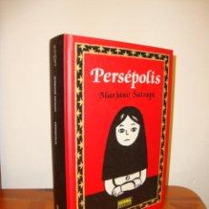 Cómics: PERSÉPOLIS - MARJANE SATRAPI - NORMA EDITORIAL, MUY BUEN ESTADO. Lote 208113478