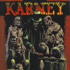 Cómics: KARNEY. COLECCION MADE IN HELL 54. NORMA EDITORIAL. RUSTICA. 112 PAGINAS. Lote 208357041