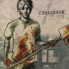 Cómics: CARAVANAS. COLECCION COMIC NOIR 14. NORMA EDITORIAL. RUSTICA. 168 PAGINAS. Lote 208358855