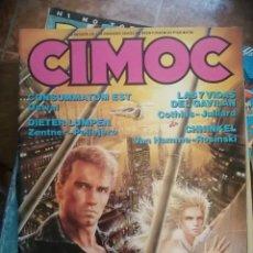 Cómics: CIMOC Nº 95 CON LUIS ROYO-PELLEJERO-ROSINSKI. Lote 208363838