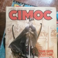 Cómics: Nº 81 CIMOC NORMA EDITORIAL (2ª EPOCA ) 1980. Lote 208363922