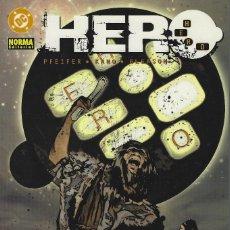 Fumetti: HERO. 2 TOMOS NORMA. RUSTICA. Lote 208364271