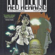 Fumetti: RED HERRING NORMA. TAPA DURA. 144 PAGINAS. Lote 208364798