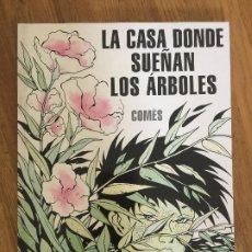 Comics: LA CASA DONDE SUEÑAN LOS ARBOLES - COMES - NORMA / COLECCION BN 24 - MUY BUEN ESTADO. Lote 208464531