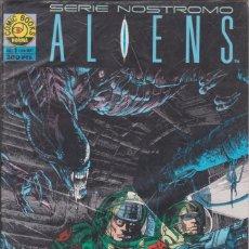 """Cómics: CÓMIC """" A L I E N S """" Nº 1 ED.NORMA 1991. Lote 208692585"""