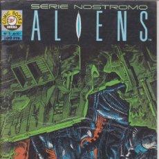 """Cómics: CÓMIC """" A L I E N S """" Nº 3 (SERIE NOSTROMO) ED.NORMA 1991. Lote 208692927"""
