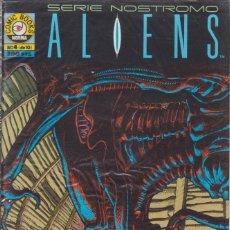 """Cómics: CÓMIC """" A L I E N S """" Nº 4 (SERIE NOSTROMO) ED.NORMA 1991. Lote 208693096"""