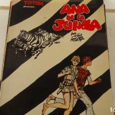 Cómics: ANA DE LA JUNGLA. Lote 208995287