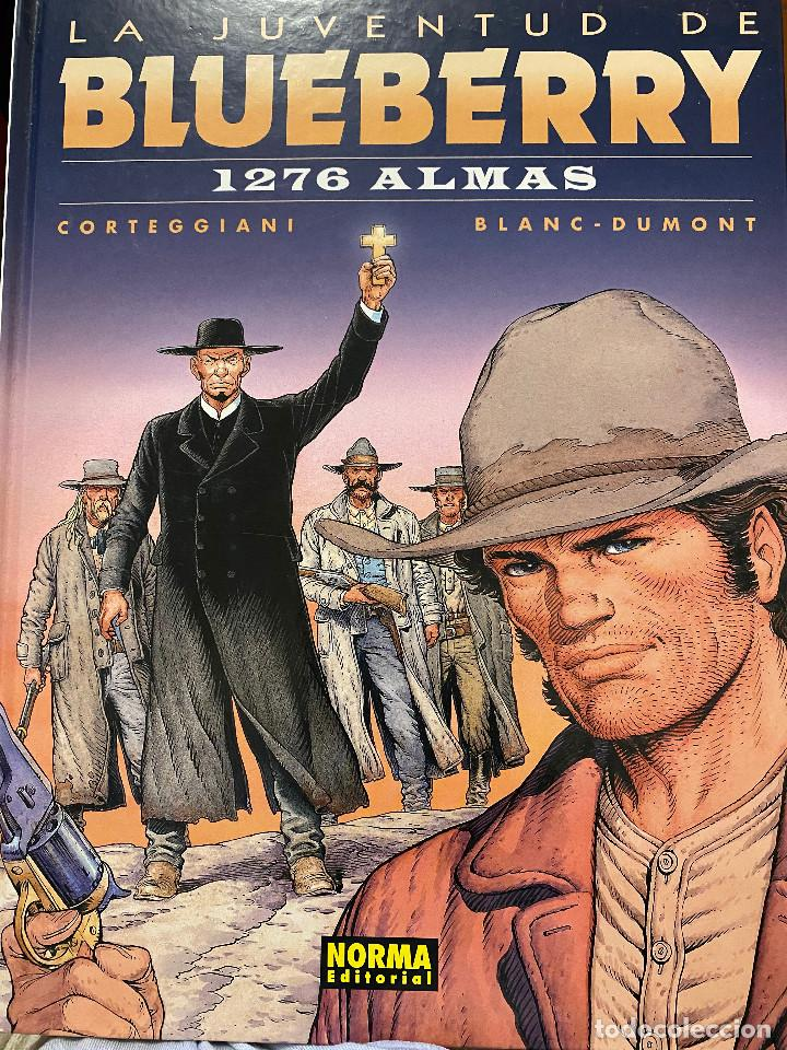 BLUEBERRY 51: 1276 ALMAS, 2010, NORMA, PRIMERA EDICIÓN, IMPECABLE (Tebeos y Comics - Norma - Comic Europeo)