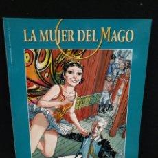 Comics: CIMOC, LA MUJER MAGO, EXTRA COLOR N° 33-34, NORMA,. Lote 209095605