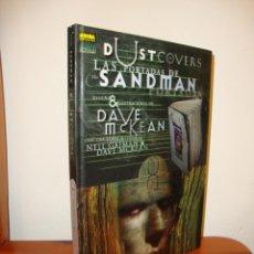 Cómics: DUSTCOVERS. LAS PORTADAS DE SANDMAN - DAVE MCKEAN - NORMA EDITORIAL, MUY BUEN ESTADO. Lote 209169857