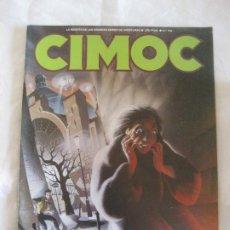 Cómics: CIMOC Nº 108. NORMA EDITORIAL.. Lote 209253142