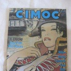 Cómics: CIMOC Nº 144. NORMA EDITORIAL.. Lote 209253326