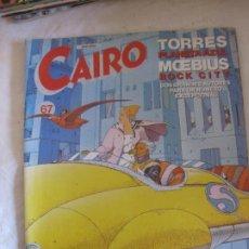 Comics: CAIRO Nº 67. NORMA EDITORIAL.. Lote 209290790