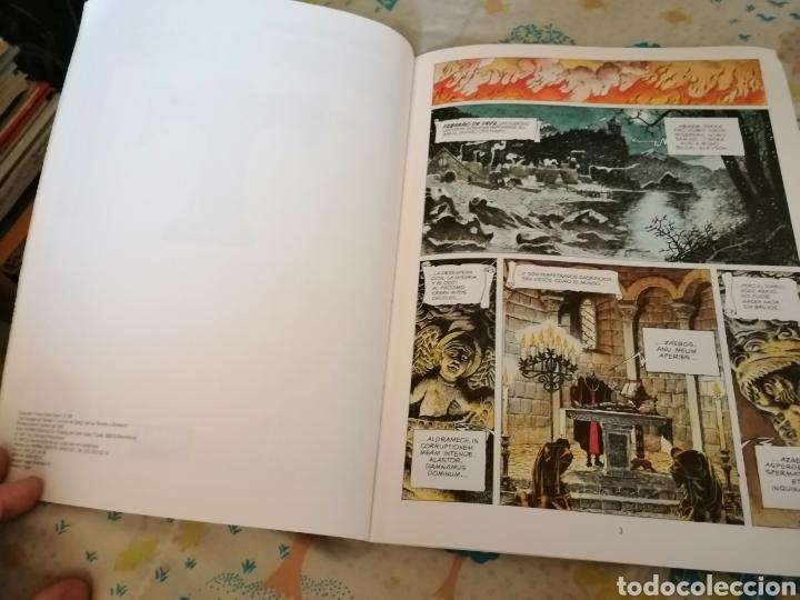 Cómics: El libro de sangre. Año 1992 - Foto 2 - 209356558