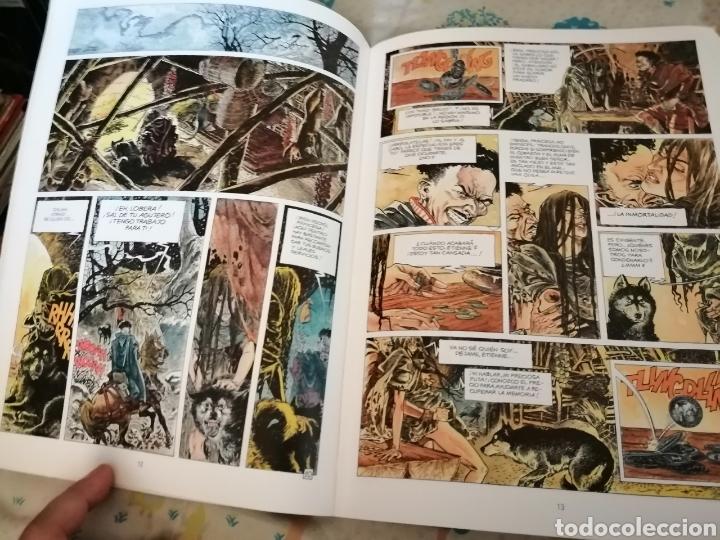 Cómics: El libro de sangre. Año 1992 - Foto 3 - 209356558