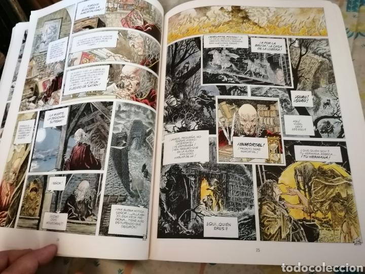 Cómics: El libro de sangre. Año 1992 - Foto 5 - 209356558
