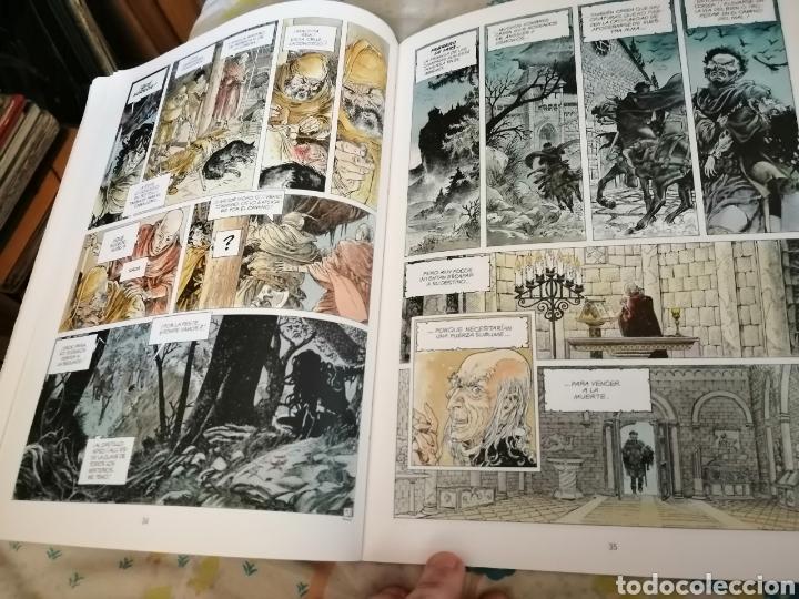 Cómics: El libro de sangre. Año 1992 - Foto 6 - 209356558